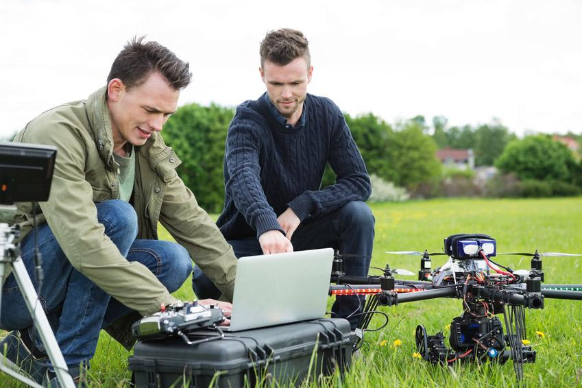 Drohnentechnik